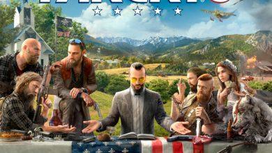 Far Cry 5 postava