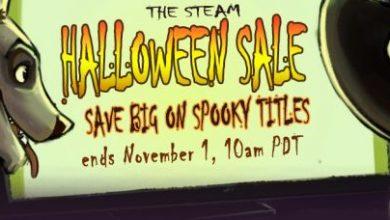 Halloween Sale Steam PC