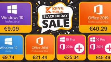 Black Friday KeysWorlds.com